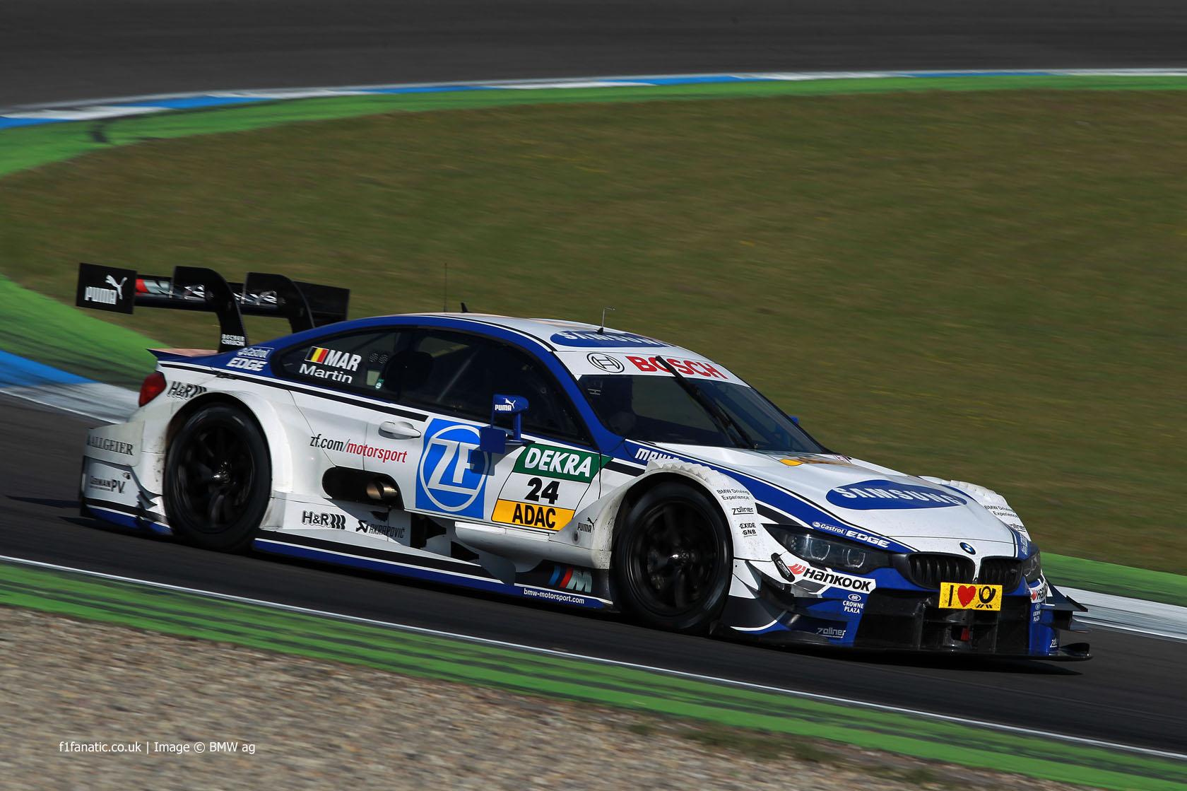 Maxime Martin Bmw M4 Dtm 2014 F1 Fanatic