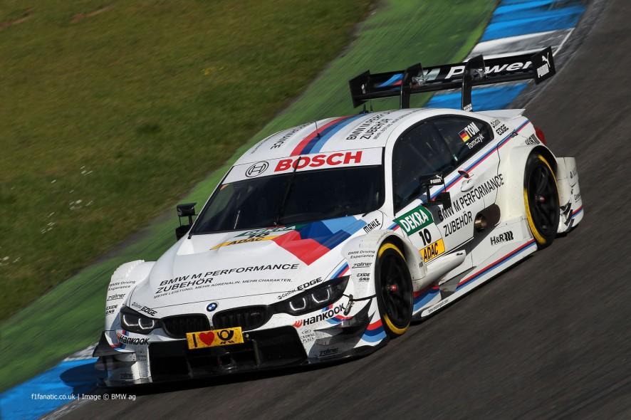 Martin Tomcyk, BMW M4 DTM, 2014