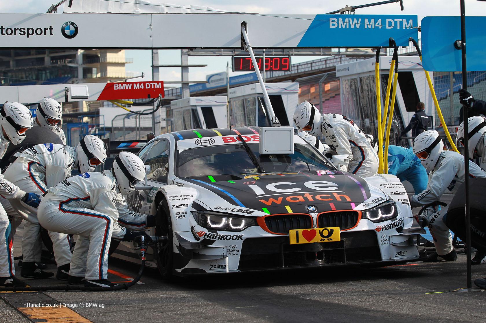Marco Wittmann, BMW M4 DTM, 2014