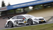 Paul di Resta, Mercedes C-Coupe AMG DTM, 2014