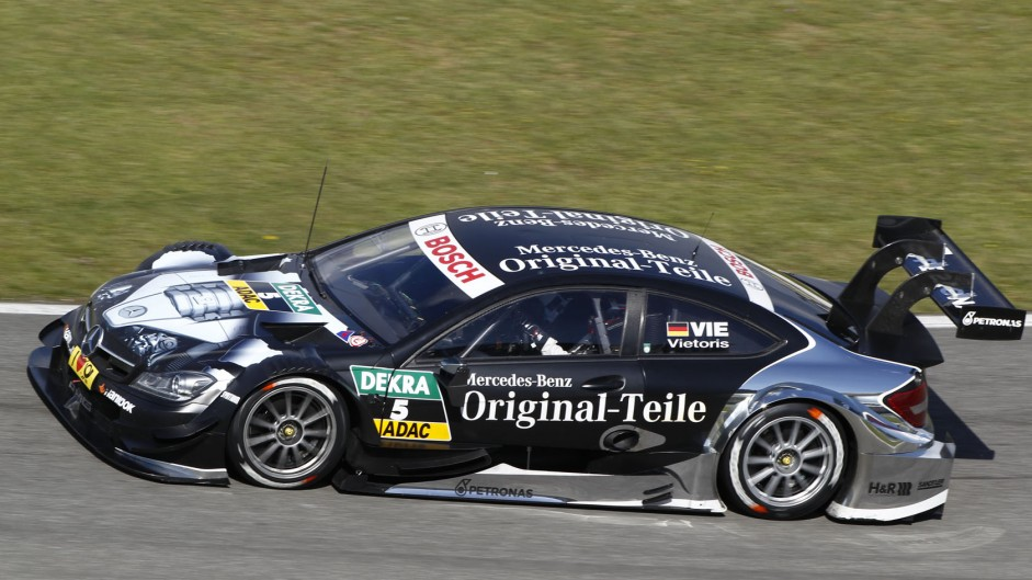 Christian Vietoris, Mercedes C-Coupe AMG DTM, 2014
