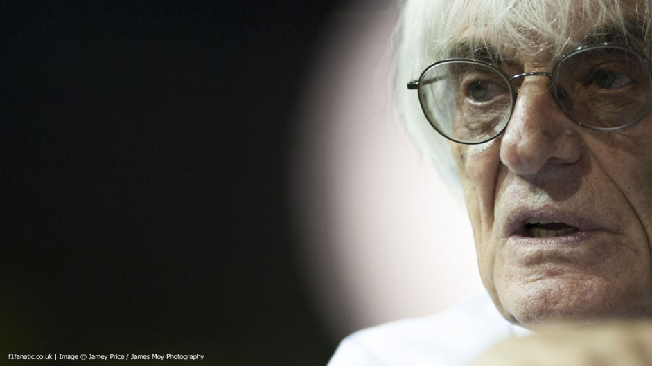 'There's no place for democracy anywhere' says Ecclestone as he hails Blatter and Putin
