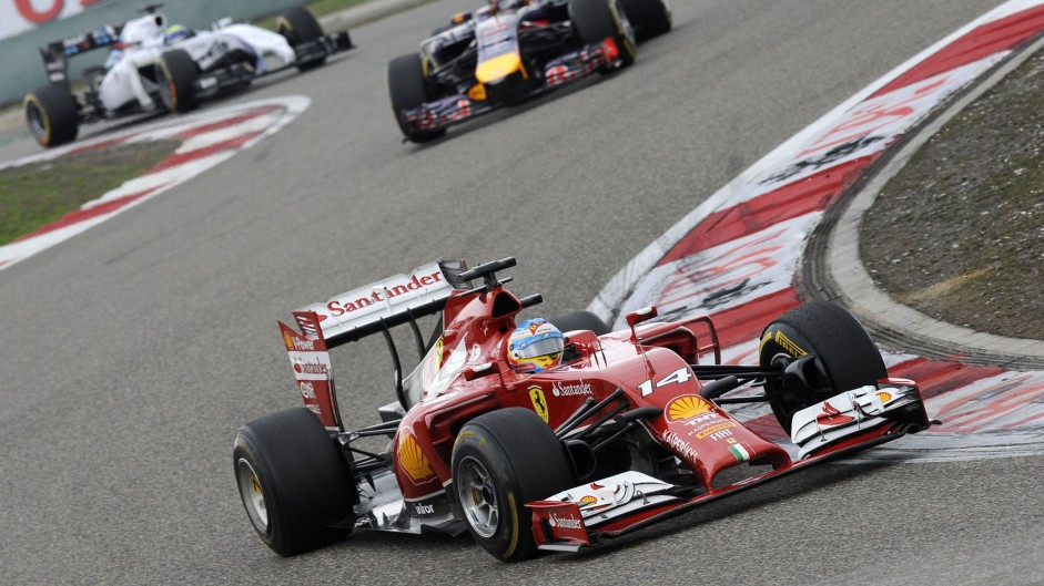Alonso wins Driver of the Weekend after China podium