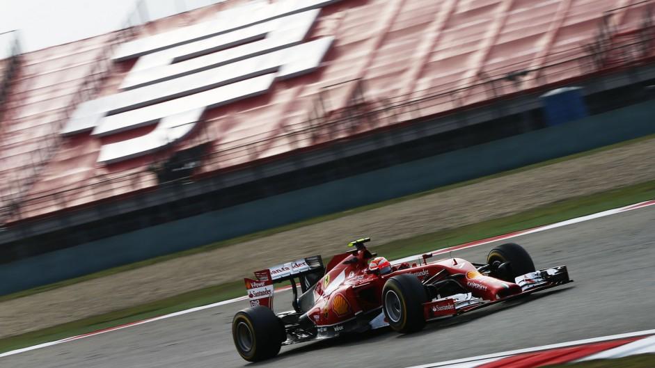 Gear change problem sees Raikkonen go out in Q2