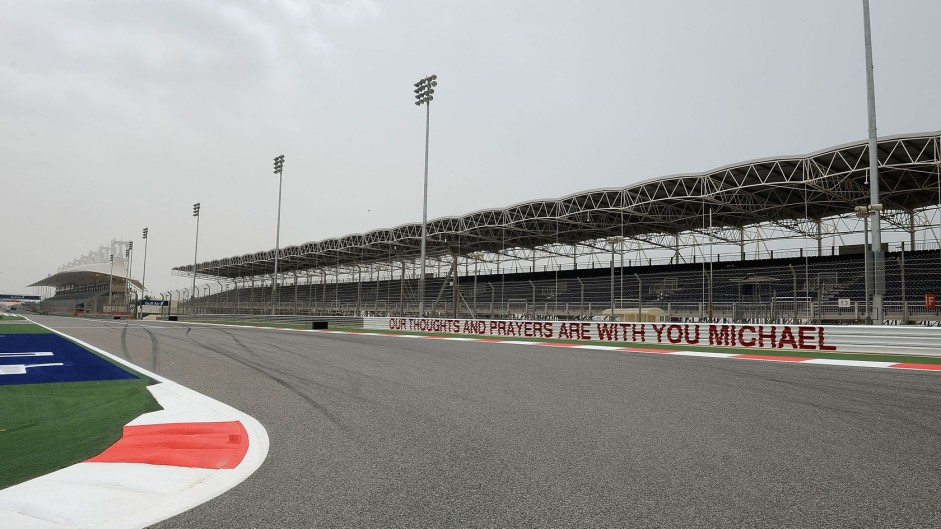 Bahrain International Circuit, 2014