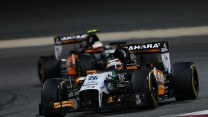 Nico Hulkenberg, Force India, Bahrain International Circuit, 2014