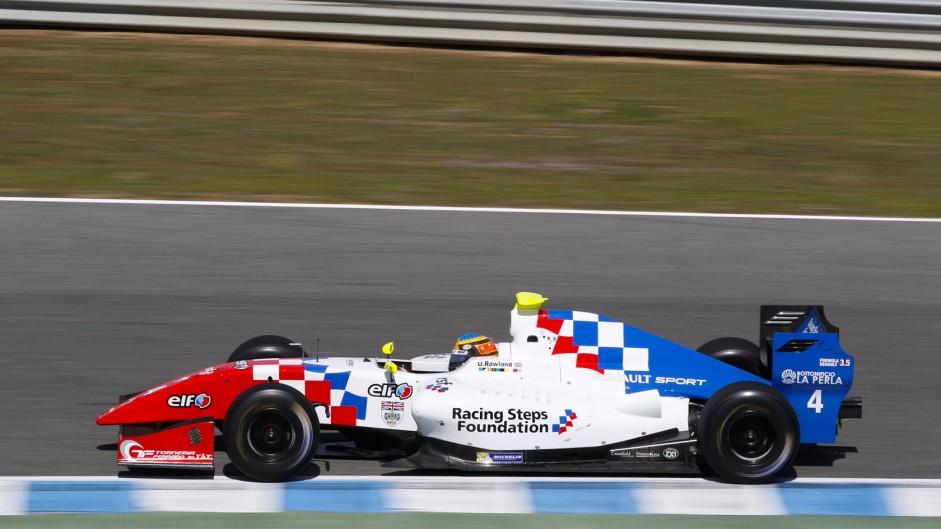 Live: Formula Renault 3.5 Nurburgring race two