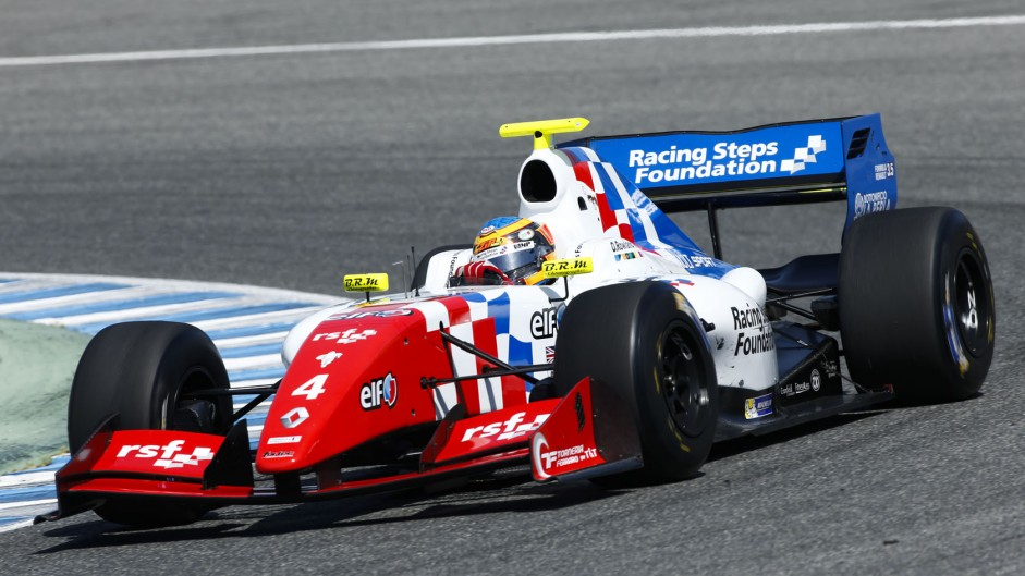 Live: 2014 Formula Renault 3.5 Monza race two