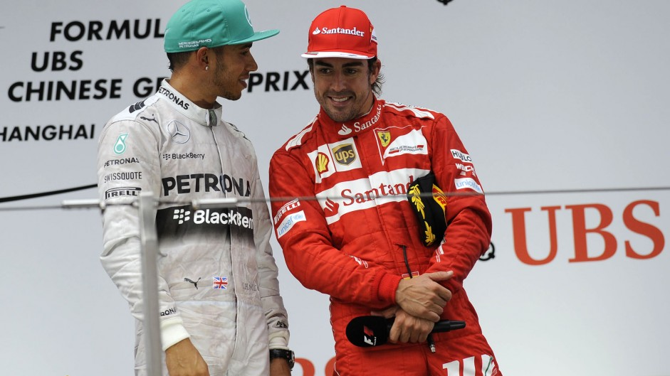 Caption Competition 49: Hamilton and Alonso