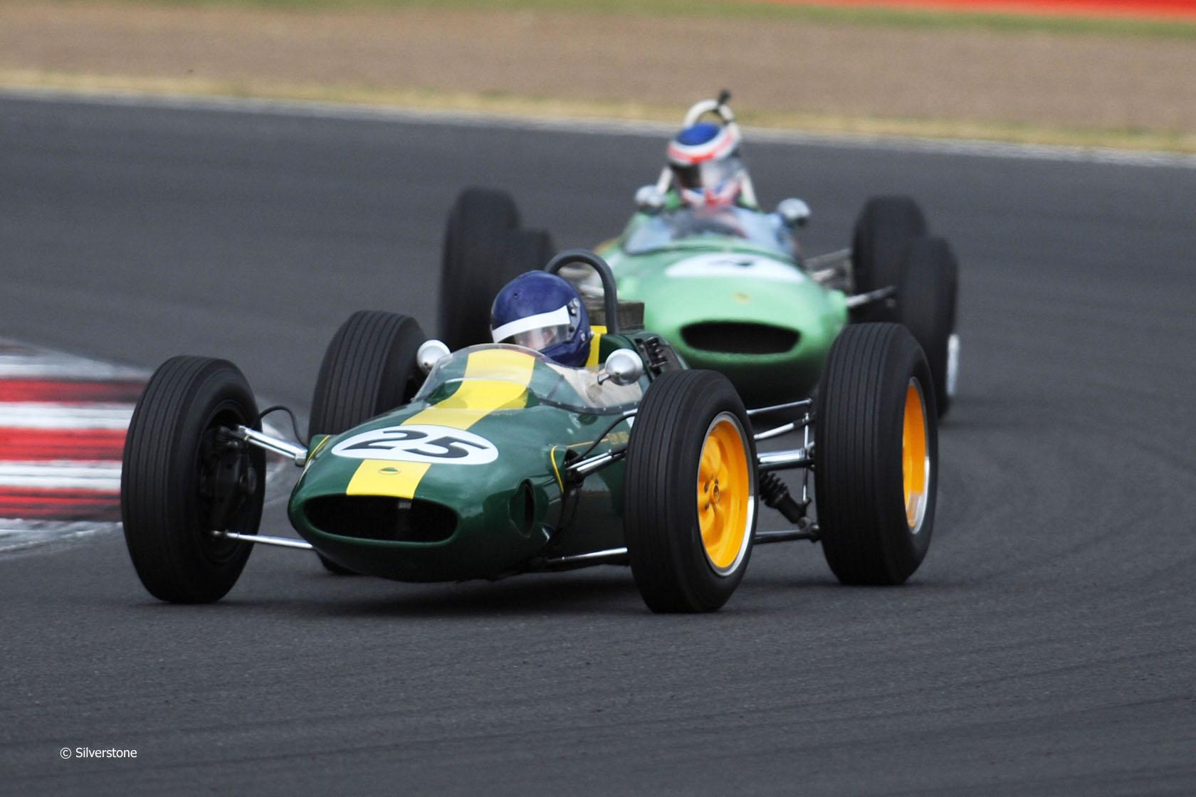Lotus 25, Silverstone Classic