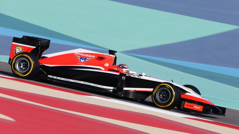 Motor Racing - Formula One World Championship - Bahrain Grand Prix - Qualifying Day - Sakhir, Bahrain