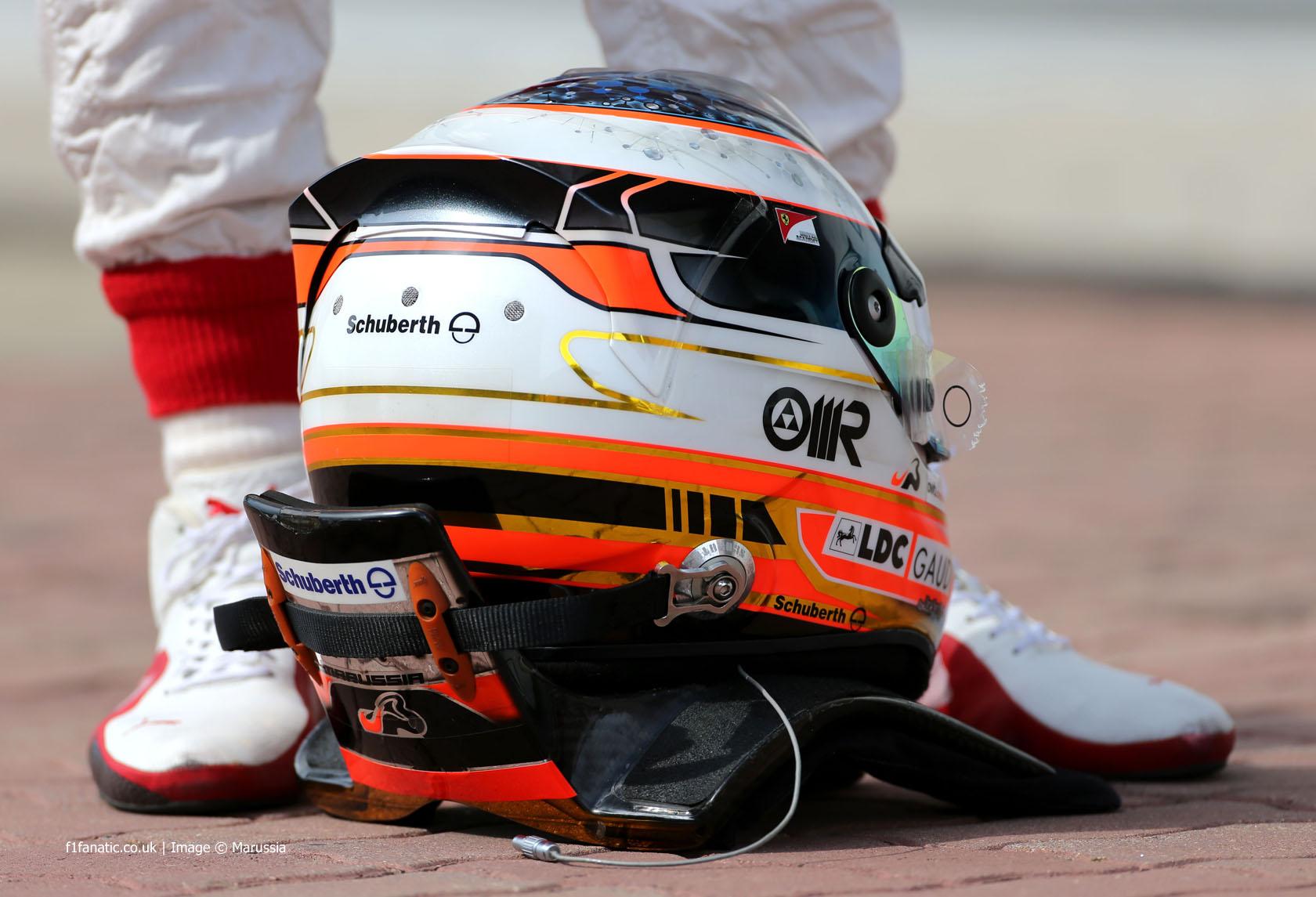 Jules Bianchi, Marussia, 2014