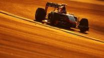 Motor Racing - Formula One Testing - Bahrain Test - Day 1 - Sakhir, Bahrain