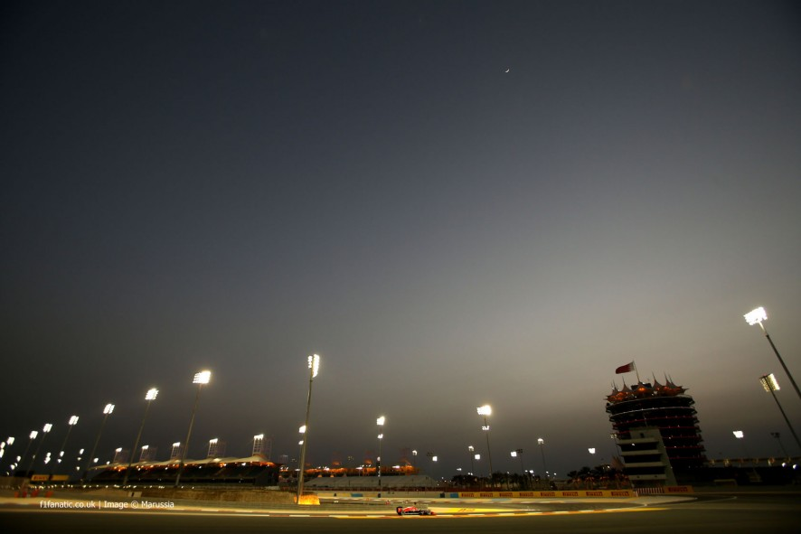 Bahrain International Circuit, Sakhir, Bahrain