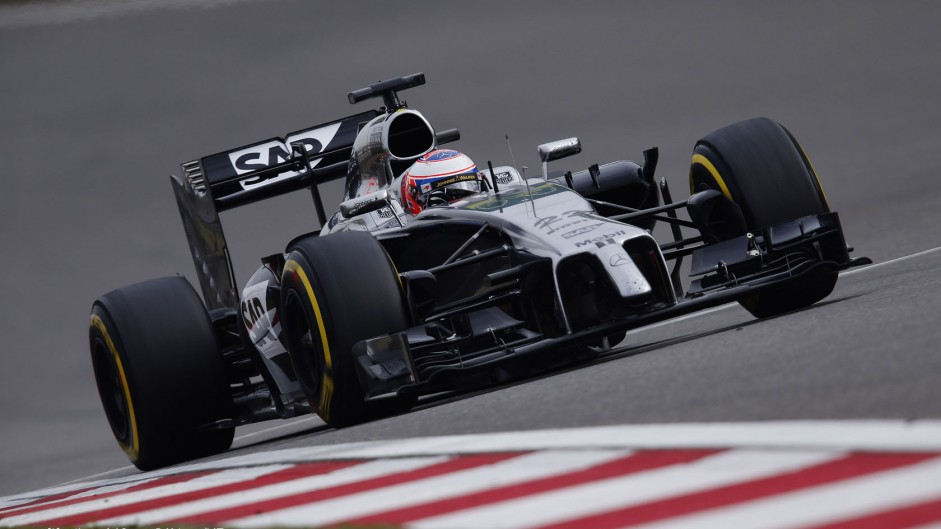 Rate the race: 2014 Chinese Grand Prix