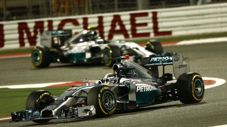 Hamilton wins Driver of the Weekend again