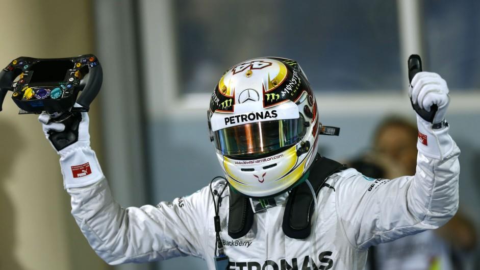 2014 Bahrain Grand Prix result