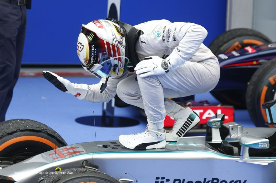 Lewis Hamilton, Mercedes, Sepanng International Circuit, 2014