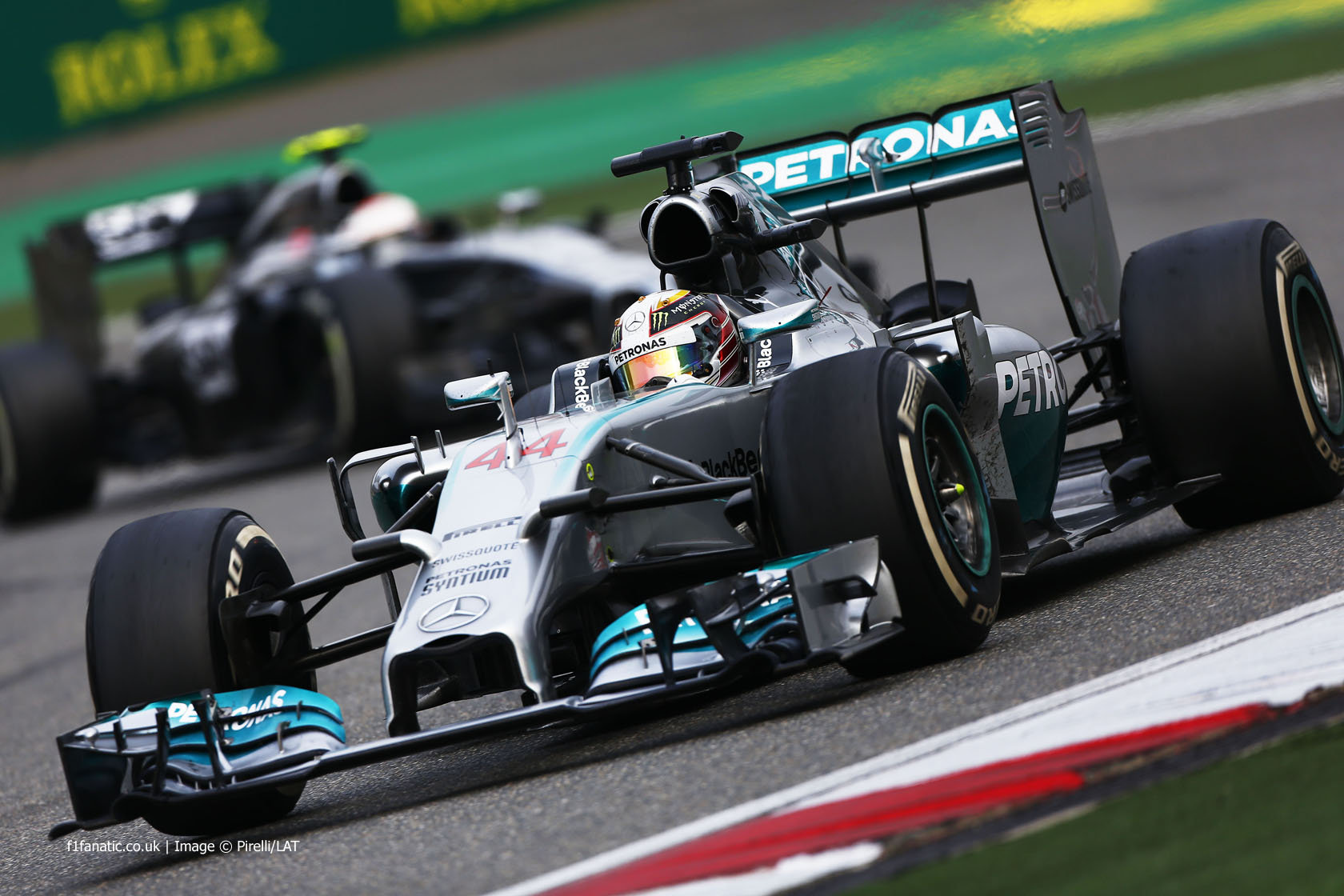 Lewis Hamilton, Mercedes, Shanghai International Circuit, 2014