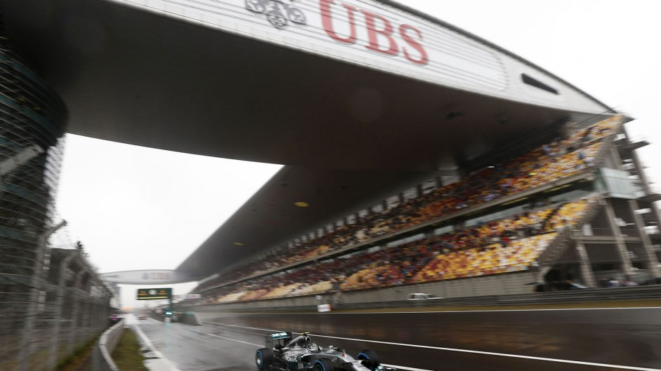 Nico Rosberg, Mercedes, Shanghai International Circuit, 2014