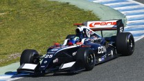 AUTO - TESTS JEREZ FR 3.5 2014