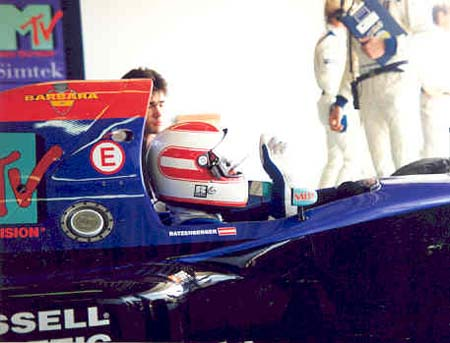 Today in 1994: Ratzenberger's death stuns F1