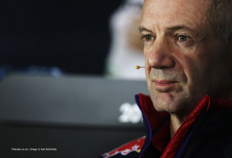 Adrian Newey, Red Bull, Bahrain International Circuit, 2014
