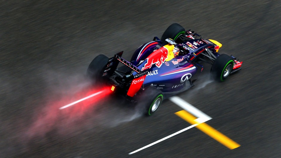 2014 Chinese Grand Prix qualifying in pictures