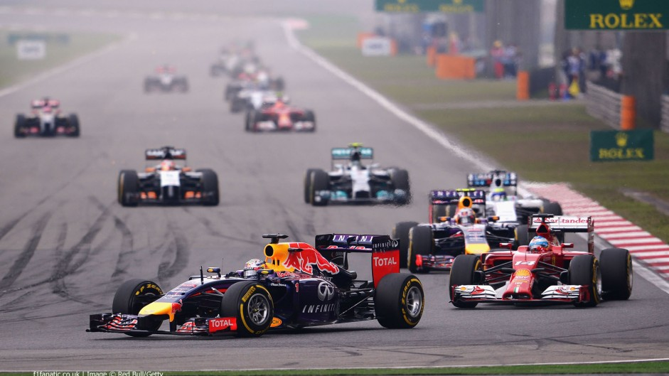 Dull Chinese Grand Prix gets lowest score so far