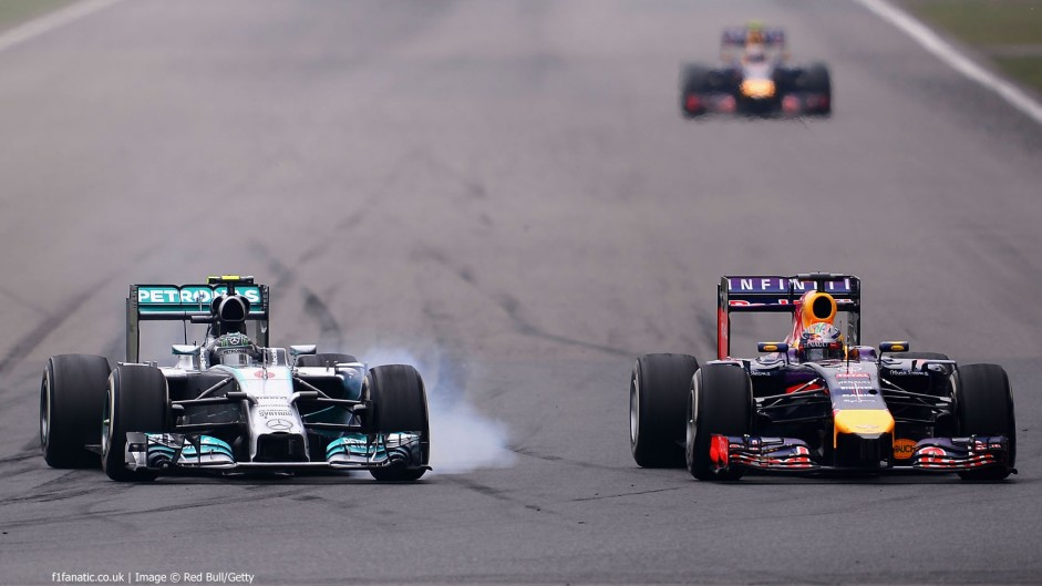 2014 Chinese Grand Prix in pictures