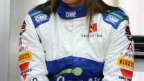 Simona de Silvestro, Sauber C31, Fiorano, 2014