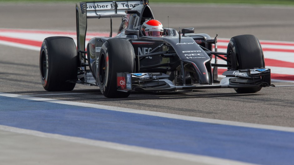Sutil moved to back of grid for impeding Grosjean
