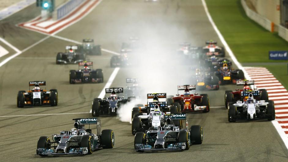 2014 Bahrain Grand Prix in pictures