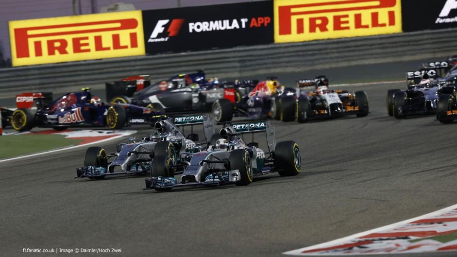 Thrilling Bahrain GP gets best rating since 2012 finale