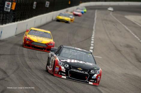 Kurt Busch, Stewart-Haas, Texas Motor Speedway, NASCAR, 2014