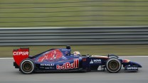 Jean-Eric Vergne, Toro Rosso, Shanghai International Circuit, 2014