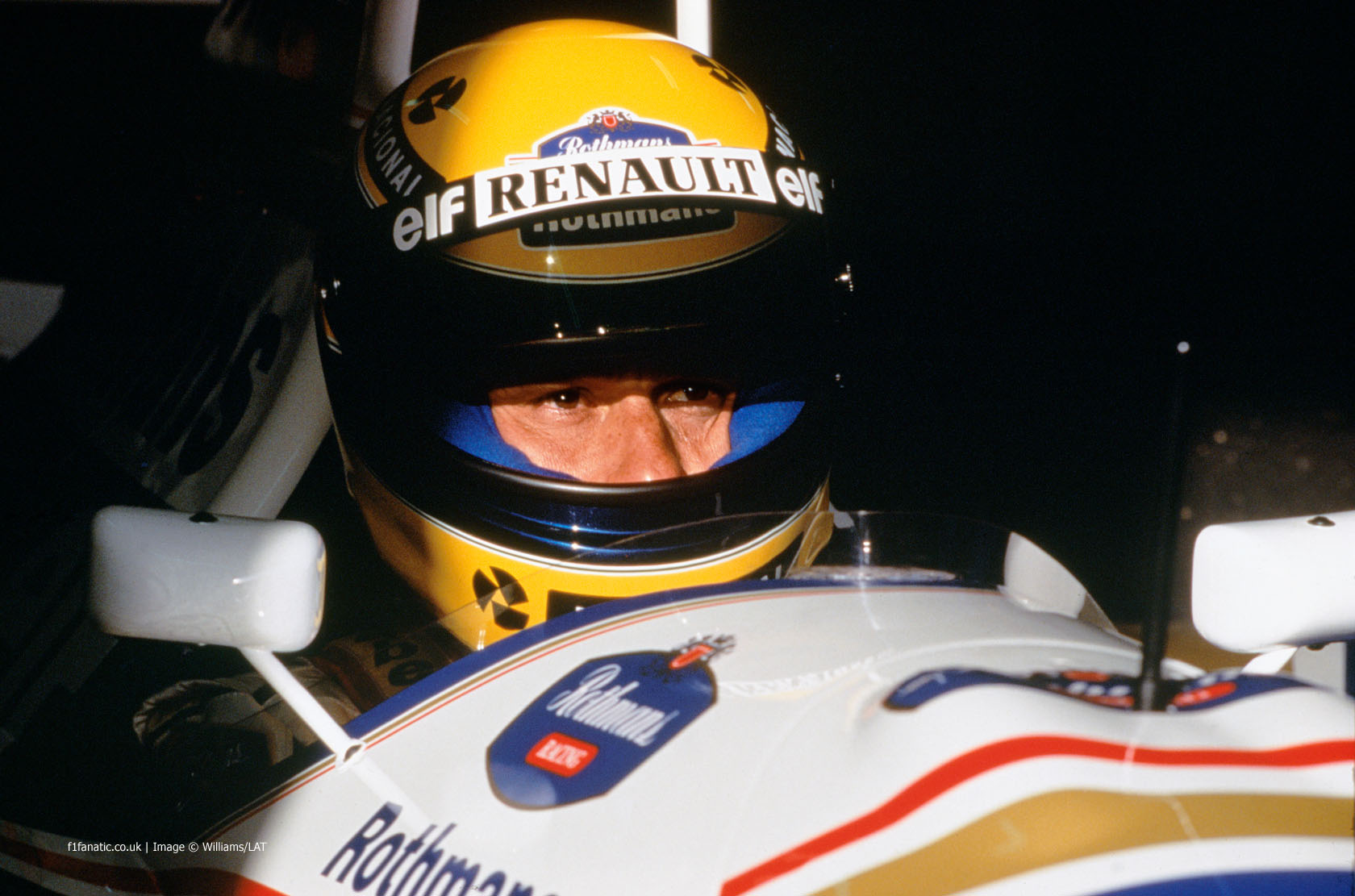 Ayrton Senna, Williams, 1994