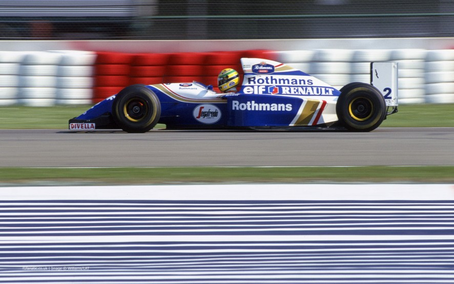 Ayrton Senna, Imola, Williams, 1994
