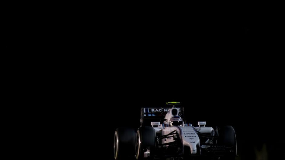2014 Bahrain GP qualifying team radio transcript