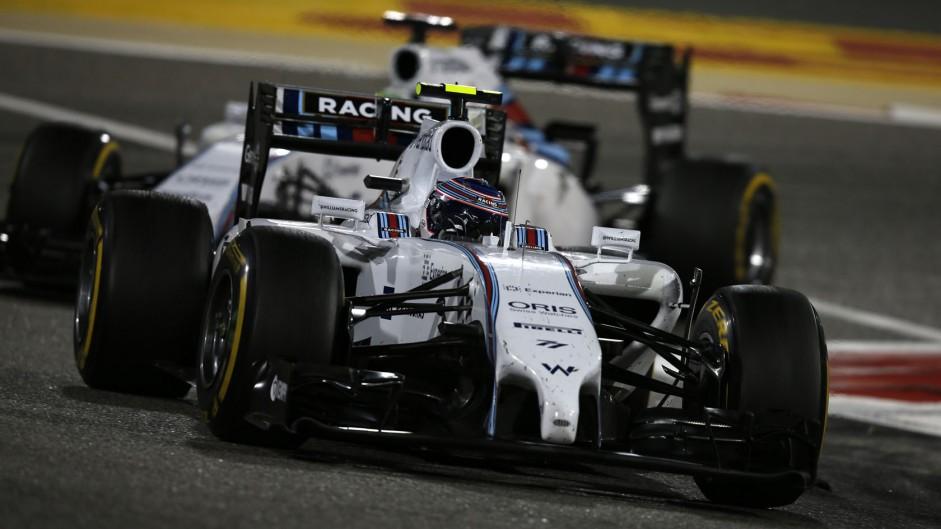 Valtteri Bottas, Williams, Bahrain International Circuit, 2014