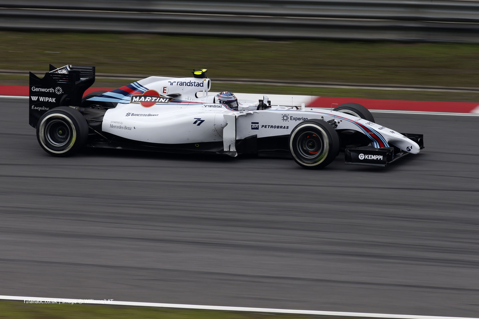 Valtteri Bottas, Williams, Shanghai International Circuit, 2014