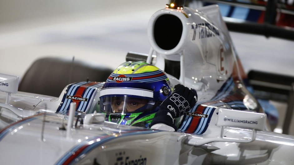 Felipe Massa, Williams, Bahrain International Circuit, 2014