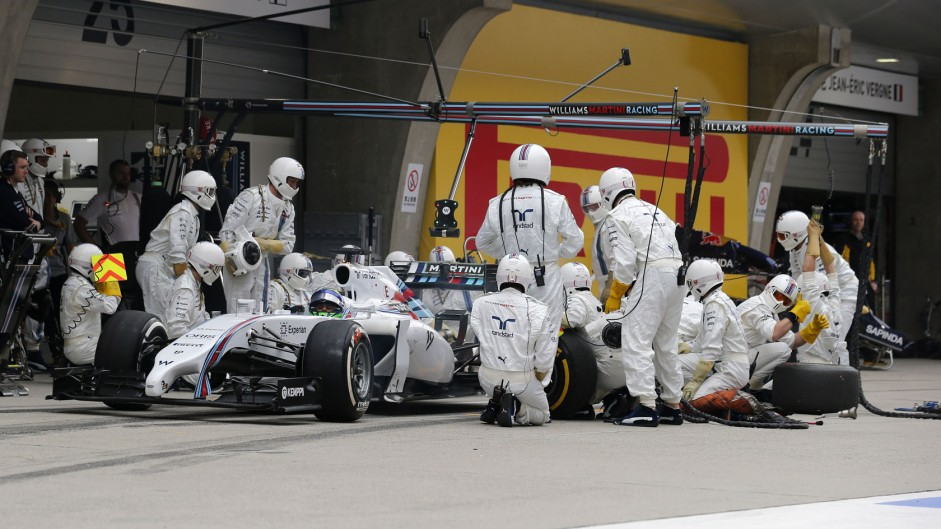 Felipe Massa, Williams, Shanghai International Circuit, 2014