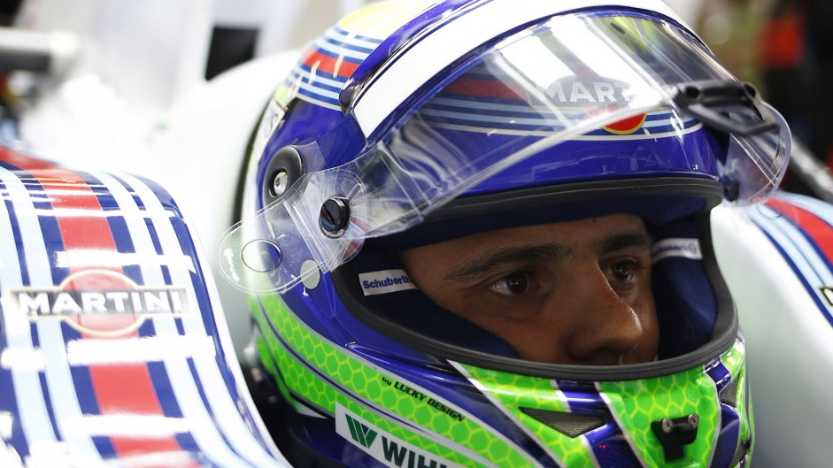 Felipe Massa, Williams, Shanghai International Circuit, 2014