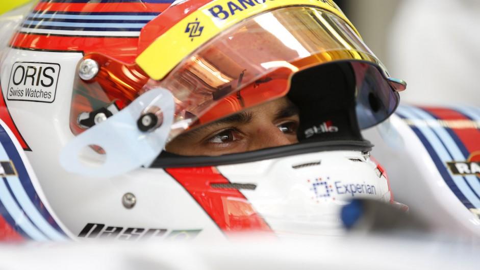 Felipe Nasr, Williams, Bahrain, 2014