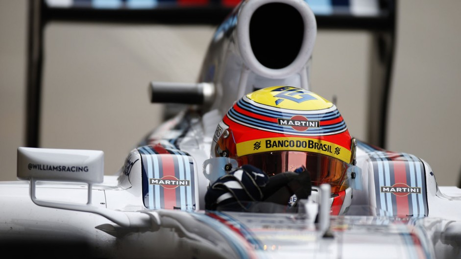 Felipe Nasr, Williams, Shanghai International Circuit, 2014