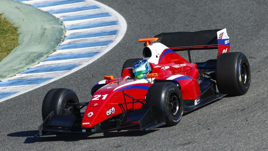 Roman Mavlanov, Zeta Corse, Jerez, 2014