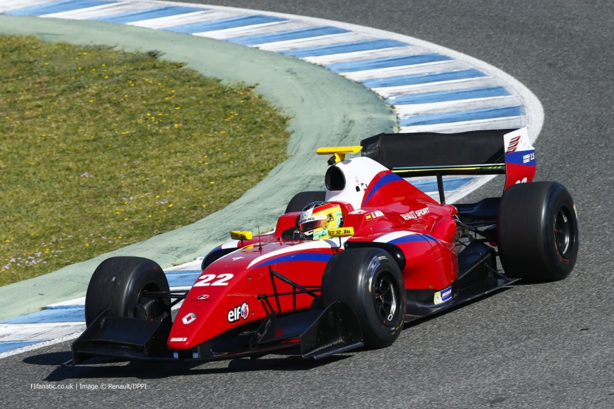 Roberto Mehri, Zeta Corse, Jerez, 2014