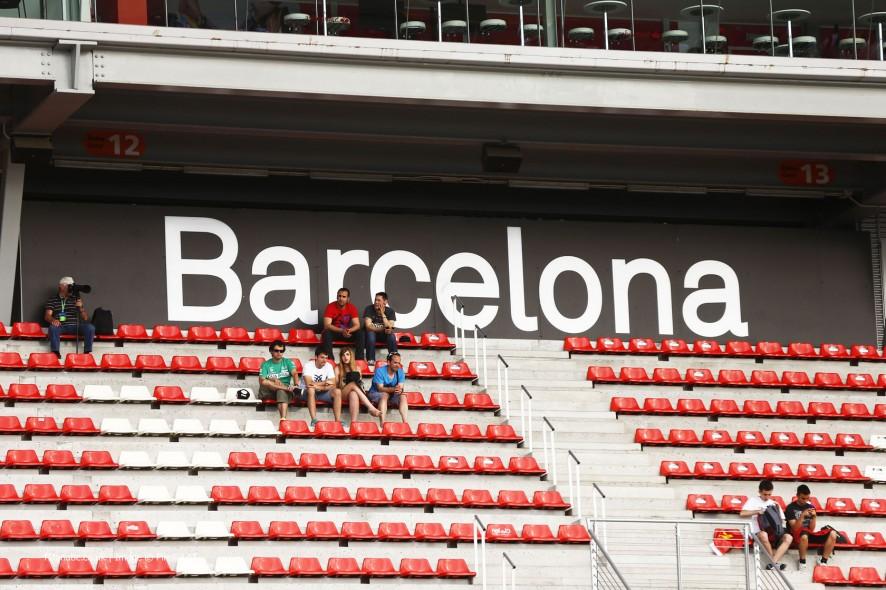Fans, Circuit de Catalunya, 2014