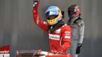 Fernando Alonso, Ferrari, Circuit de Catalunya, 2014
